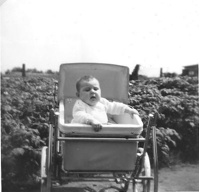 Kinderwagen, Gits, 1965