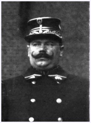 Arthur Zwaenepoel, 1912