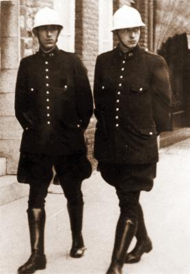 Agenten Feys en Vandeputte, 1938