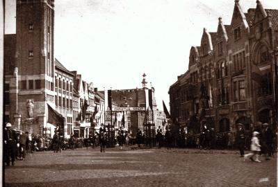 Processie, 1932