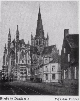 Kerk van Dadizele