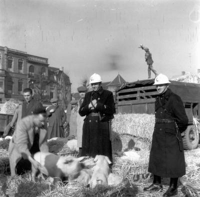Agenten Depuydt en Billiau, 1957