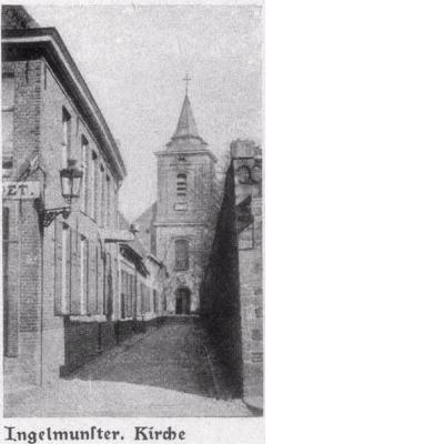 Kerk Ingelmunster