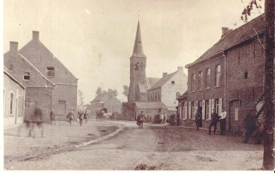 Amersveldstraat, Hooglede