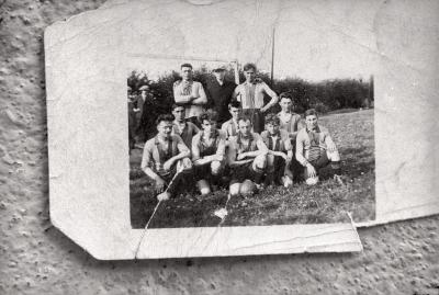 Eerste ploeg van voetbalclub S.V. Moorslede, Moorslede 1970