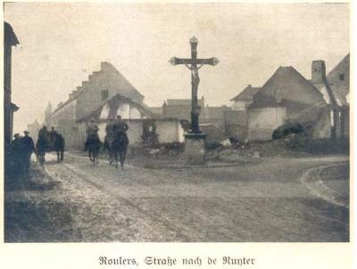 Straat naar de Ruiter, Roeselare