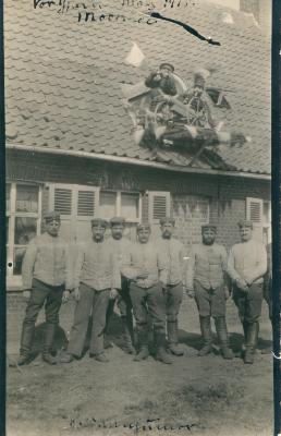 Soldaten voor huis, Moorslede