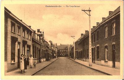 Oostnieuwkerke - De Lepelstraat