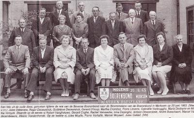 De Beverse Boerenbond, 1963