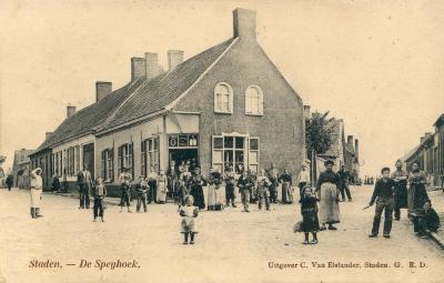 De Speyhoek Staden
