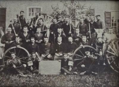 Personeel Jonckheere, 1900