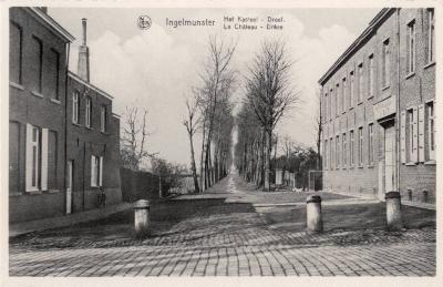 Beukendreef, Ingelmunster, ca 1950