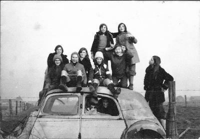 Chiro, Gits, eind jaren '70