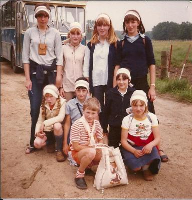 Chirokamp Kaulille, 1979