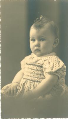 Baby, 14 april 1945