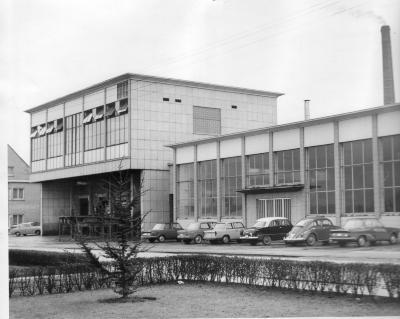 Zuivelbedrijf De Toekomst (1948-1966), Moorslede
