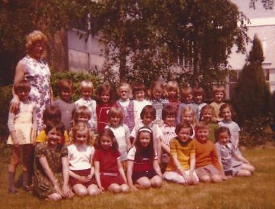 Klasfoto's geboortejaar 1967, Gits