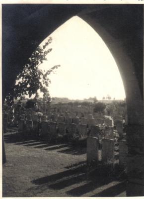 Engelse begraafplaats, Dadizele december 1940