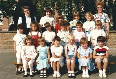geboortejaar 1978, 1ste leerjaar meisjesschool, Gits