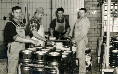 De kaasvormen van zuivelbedrijf De Toekomst (1948-1966), Moorslede