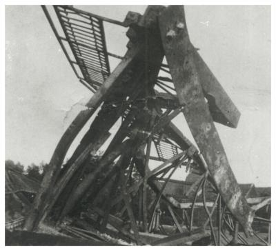 Hoge brug Mei 1940