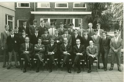 3 HSTMB VTI, Roeselare, 1970