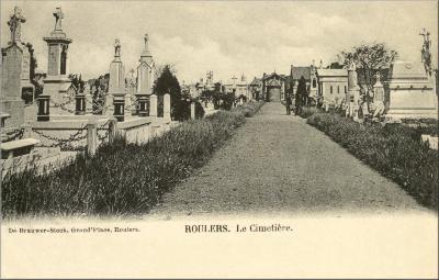 De stedelijke begraafplaats, Roeselare