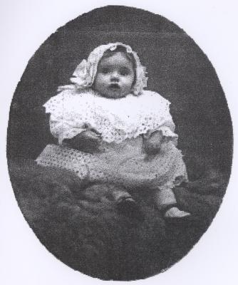Zulma Cardoen - grootmoeder Dirk Huyghebaert