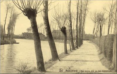 De kleine Bassin, Roeselare