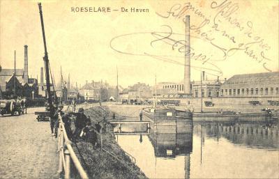 Kop van de vaart, Roeselare