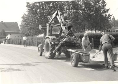 Verkeersveiligheid voor de schoolkinderen, Lichtervelde, 1989