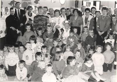 Grootouderfeest, Lichtervelde, 28 november 1989