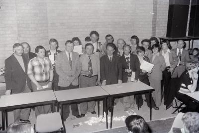 Clubmeeting De Dolfijnen, 1976