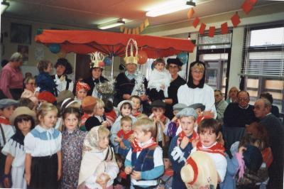 Grootoudersfeest, Lichtervelde, 25 oktober 1991