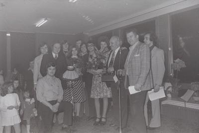 Zangwedstrijd Milac, Staden 1975