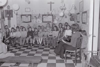 Kerstfeest Roodkapjes, Moorslede 22 december 1974