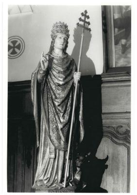 St. Amandskerk, Ingelmunster, kunstwerken