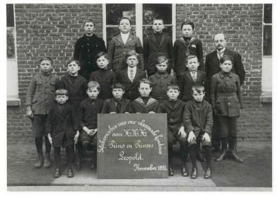 Klasfoto 1926, Ingelmunster