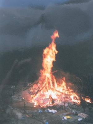 Chiro Gits, Chirojaar 1998 - 1999, deel II