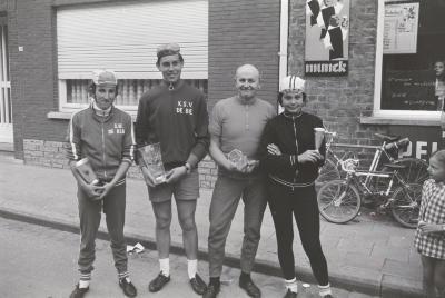 4de omloop WTC sportcomité, Moorslede mei 1974