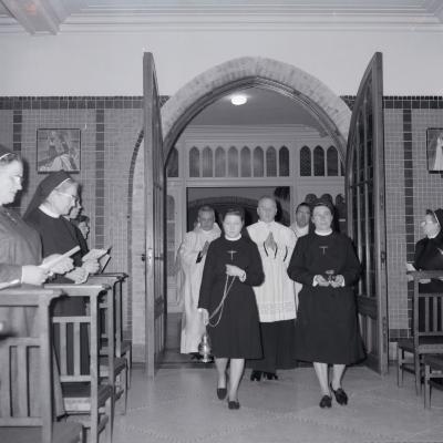 Klooster O.L.Vrouw ten Bunderen, Moorslede