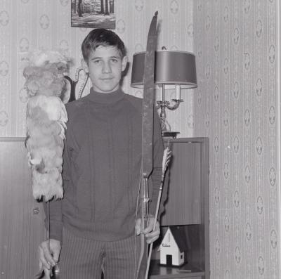 Jonge kampioen boogschieten, Moorslede