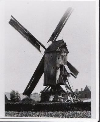 De Walbrugmolen, Ingelmunster, ca 1930