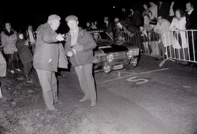 Autorally, Moorslede 1973