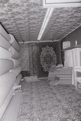 Publiciteitsfoto's schildersbedrijf Godecor, Moorslede juni 1973