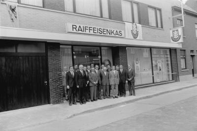 Opening kantoor CERA, Moorslede juni 1973