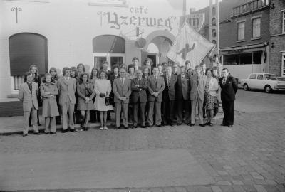 Viering 10-jarig bestaan Doskom, Moorslede mei 1973