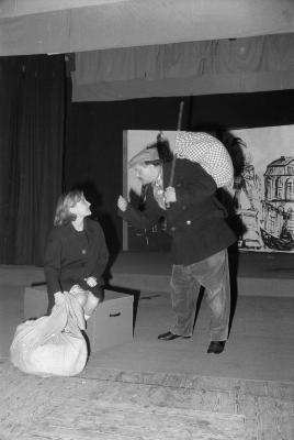 KNA speelt Peegie, Moorslede maart 1973