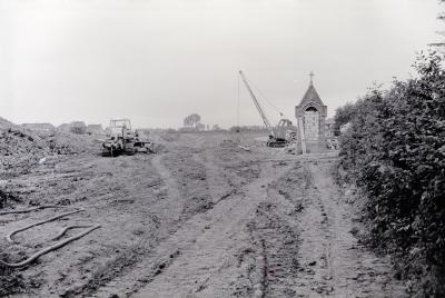 Aanleg Ringlaan, Dadizele juni 1972