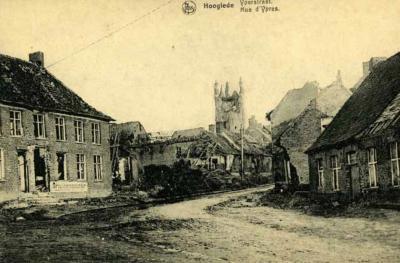 Iepersestraat Hooglede